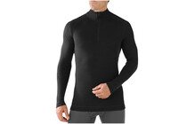 Smartwool Men's Midweight Zip T black